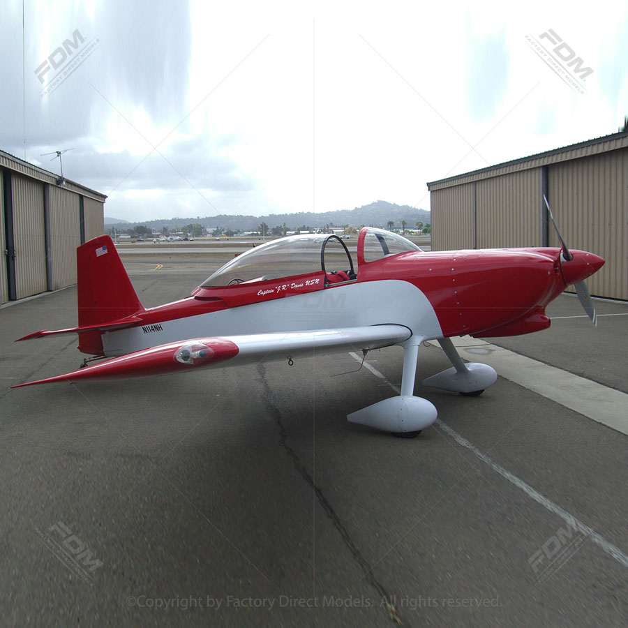 Vans Aircraft RV-8 N114NH