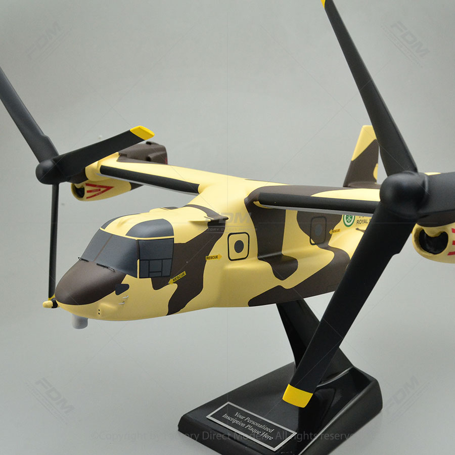Bell Boeing MV-22 Osprey Model