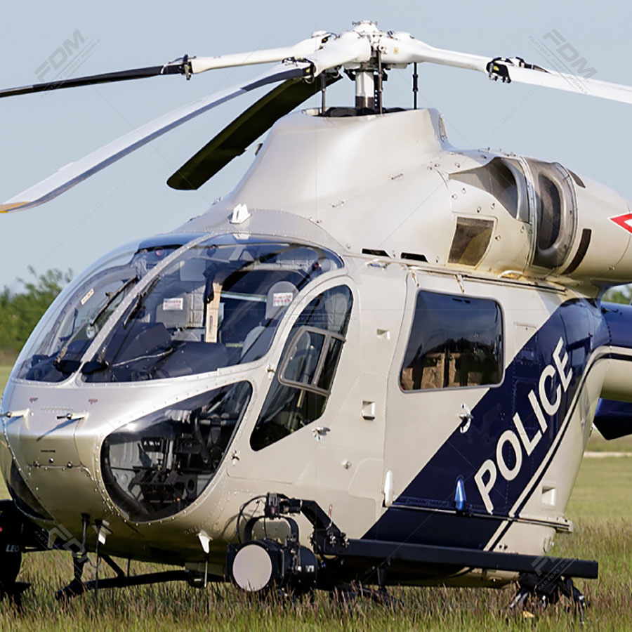 MD Helicopters MD 902 Explorer R901
