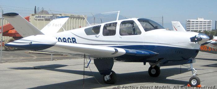 Reviews Beechcraft Bonanza V Tail