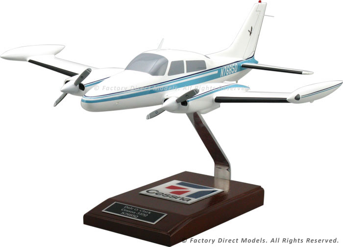 Cessna 310 Scale Model Aircraft