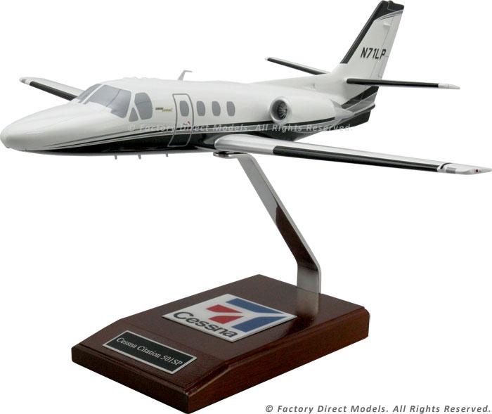 Cessna 501 Sp Citation I Model Airplane Factory Direct Models