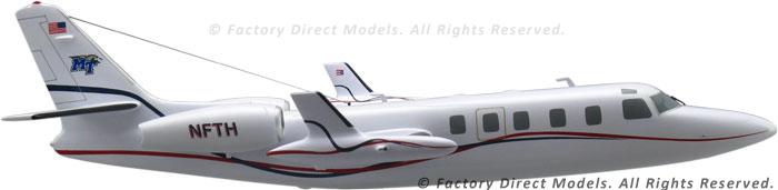 Unled N211st Iai Westwind Takeoff Portland Airport Pdx
