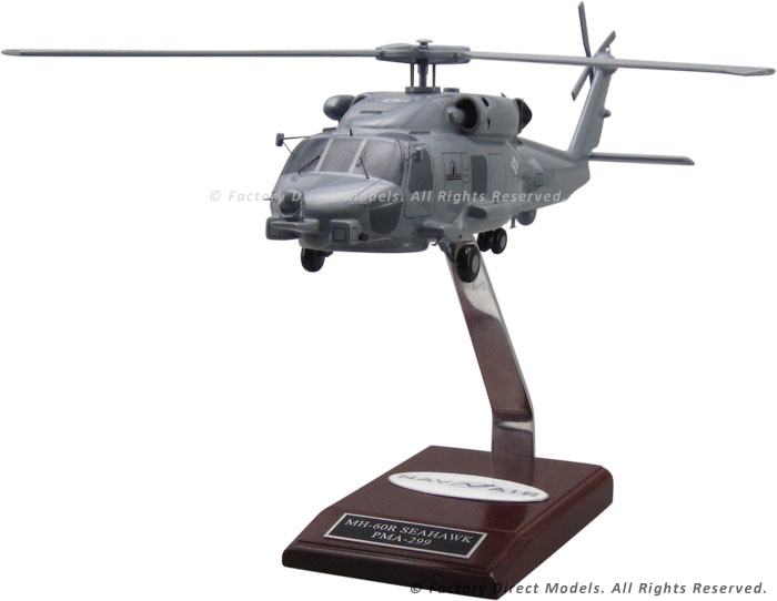 Sikorsky Mh 60r Seahawk Model Helicopter