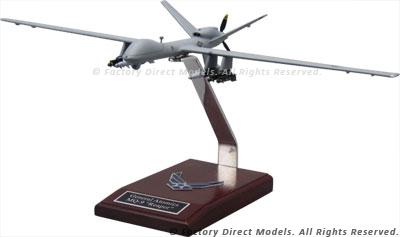 General Atomics MQ-9 Reaper Scale Model Military Aircraft