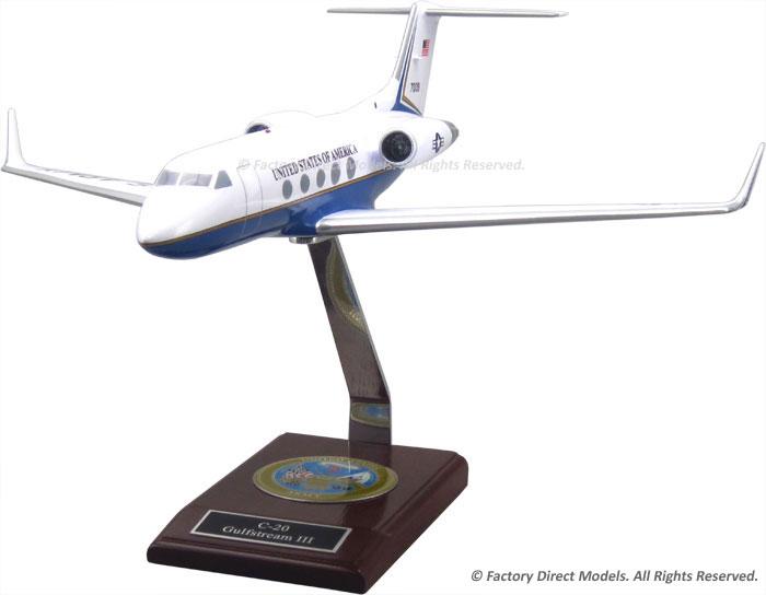 Gulfstream III C-20 Model