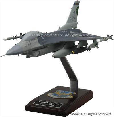 Lockheed Martin F-16 Fighting Falcon Scale Model