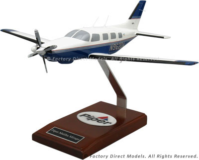 Piper PA-46 Malibu Model Airplane